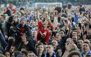 Cardiff promotion