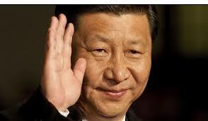 Xi Jinping close