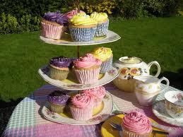 english garden party