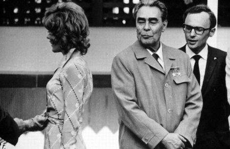 Brezhnev Jill St John 1